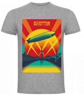 Led Zeppelin Celebration Day Camiseta Manga Corta
