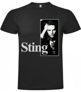 Sting Nothing Like The Sun Camiseta Manga Corta