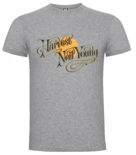 Neil Young Harvest Camiseta Manga Corta