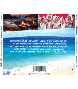 Ibiza 2014-The Finest In Chillout&Lounge-CD
