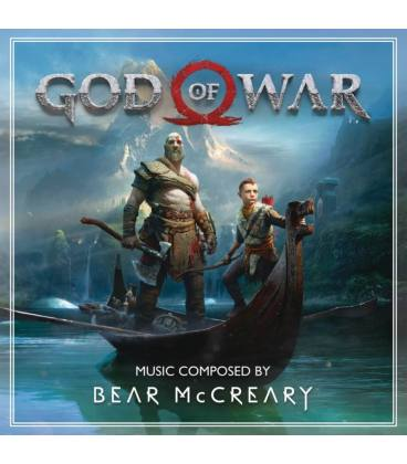 B.S.O. God Of War (Playstation Soundtrack) (CD)