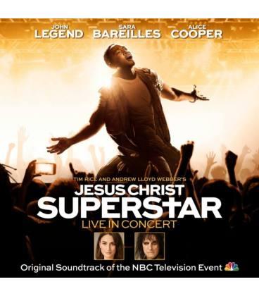 Jesus Christ Superstar Live N Concert (Original Television ) (2 CD)