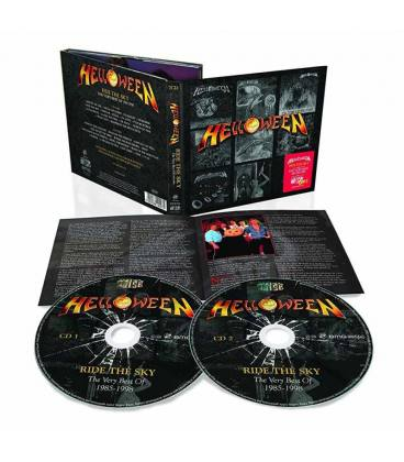 Ride The Sky: The Very Best Of Yhe Noise Years 1985-1998-2 CD DIGIPACK