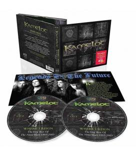 Where I Reign: The Very Best Of The Noise Years 1995-2003 (2 CD Digipack)
