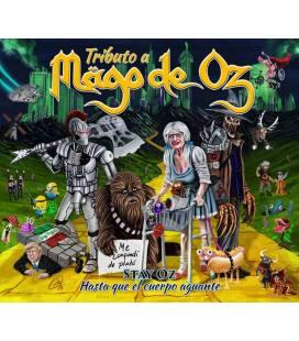 Tributo a Mago de Oz ¡¡Stay Oz!! Hasta que el cuerpo aguante (2 CD)