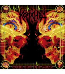 Weed Out The Weak / The Freakshow (CD)