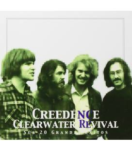20 Hits Creedence Clearwater Revival (Serie Blanca) (CD)