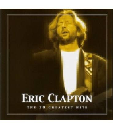 20 Hits - Eric Clapton (Serie Negra) (CD)