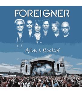 Alive & Rockin (CD)