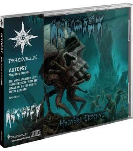 Macabre Eternal, CD
