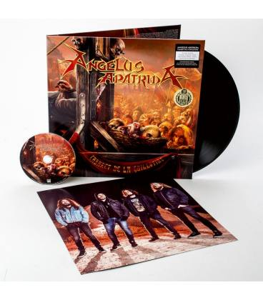 Cabaret De La Guillotine (LP+CD)