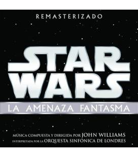 B.S.O.: Star Wars: La Amenaza Fantasma-1 CD