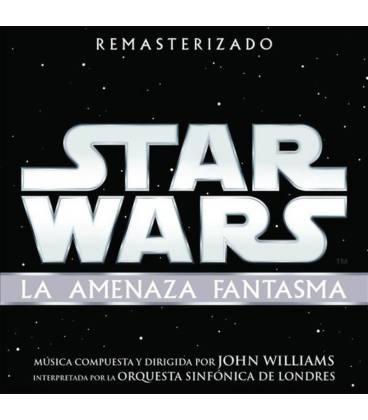 B.S.O.: Star Wars: La Amenaza Fantasma-1 CD