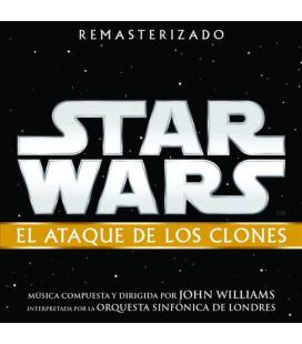 B.S.O.: Star Wars: El Ataque De Los Clones-1 CD