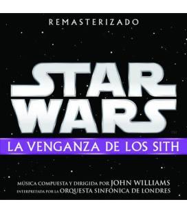 B.S.O.: Star Wars: La Venganza De Los Sith-1 CD