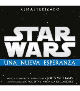B.S.O.: Star Wars: Una Nueva Esperanza-1 CD