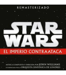 B.S.O.: Star Wars: El Imperio Contraataca-1 CD
