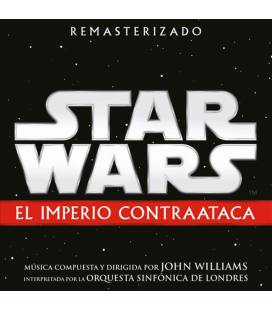 B.S.O.: Star Wars: El Imperio Contraataca-1 CD