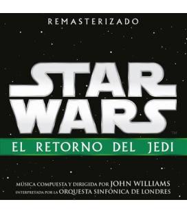 B.S.O.: Star Wars: El Retorno Del Jedi-1 CD