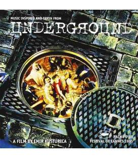 Underground-1 LP