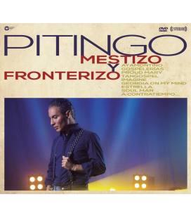 Mestizo Y Fronterizo (1 CD+1 DVD)
