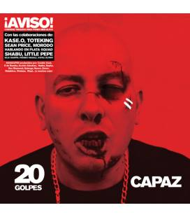 20 Golpes (1 CD)