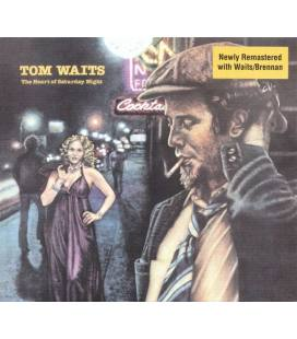 The Heart Of Saturday Night (1 LP BLACK)