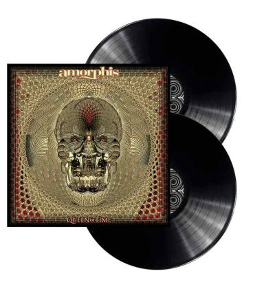 Queen Of Time-2 LP