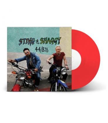 44/876 Vinyl Coloured Limitado