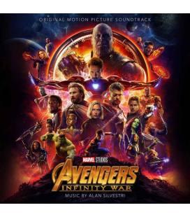 Avengers: Infinity War-1 CD