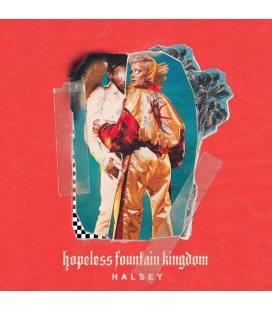 Hopeless fountain kingdom-1 CD