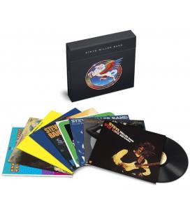 Vinyl Box Set (9 Vinilos) (BOX SET)