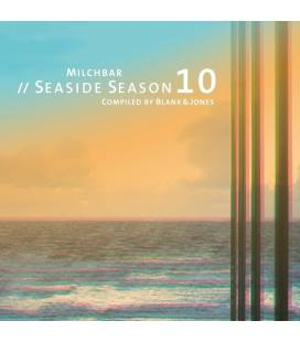 Milchbar 10 Seaside Season-DIGIBOOK CD