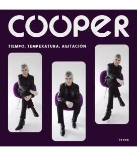 Tiempo, Temperatura, Agitacion-LP PURPLE