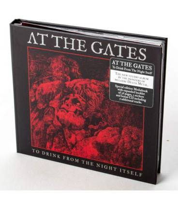 To Drink From The Night Itself-2 CD DIGIPACK