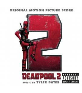 Deadpool 2 (Original Motion Score Soundtrack) CD