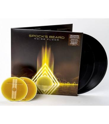Noise Floor 2 LP y 2 CD