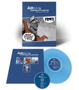 Ensamble Cohetes-1 LP+1 CD