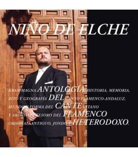Antología Del Cante Flamenco Heterodoxo 3 LP