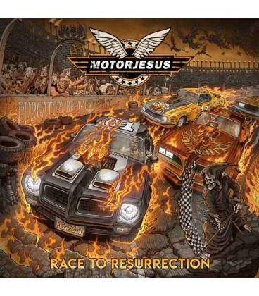 Race To Resurrection-DIGIPACK CD