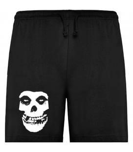 Misfits Skull Bermudas