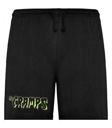 The Cramps Logo Bermudas