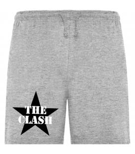 The Clash Star Bermudas