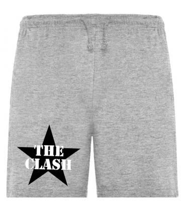 The Clash Star Bermudas