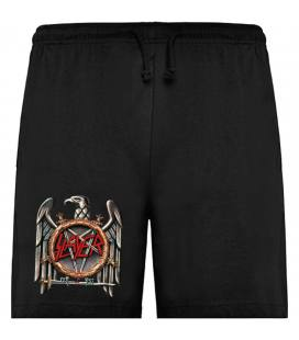 Slayer Logo Bermudas