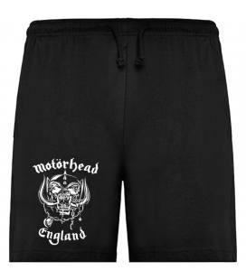 Motörhead England Bermudas