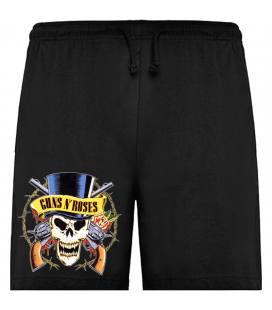 Guns N Roses Guns Bermudas