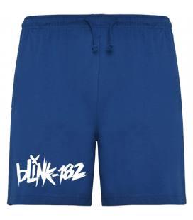 Blink-182 Logo Bermudas