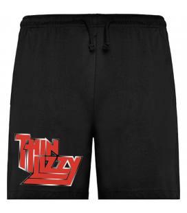 Thin Lizzy Logo Bermudas