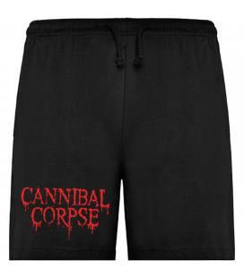 Cannibal Corpse logo Bermudas